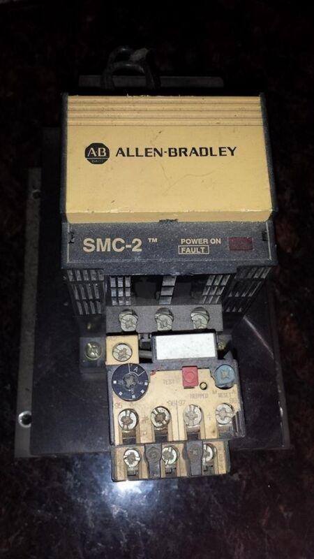ALLEN BRADLEY OVERLOAD RELAY 150-A16NA SMC-2  W255