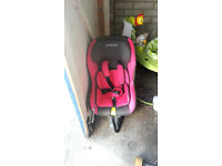 Pampero Iso Fix Car Seat