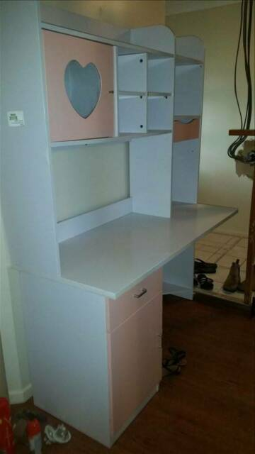 Study Desk From Bambino Home For Girls Desks Gumtree Australia Gold Coast City Bundall 1256257474