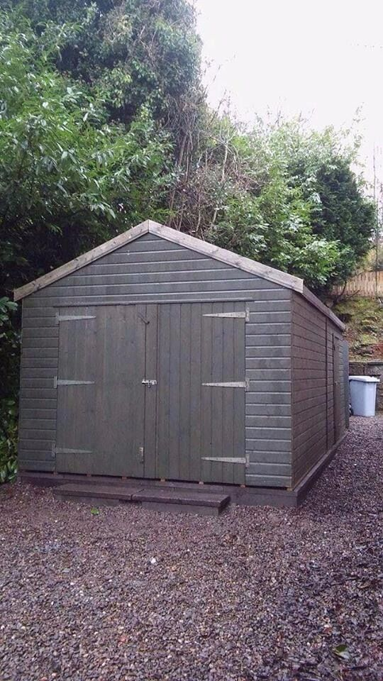 sheds shed sheds summerhouses playhouses hot tub huts man caves garden buildings in falkirk gumtree