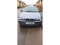 BMW 318i Touring petrol manual