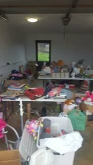 TOOLS, BOOKS, HOUSEHOLD(INCL ELECT) & CHILDRENS ITEMS,STORAGE,DVD