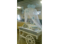 CKs Candy Cart Beautiful Vintage Cart for all Occassions