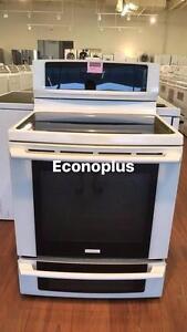 ECONOPLUS LIQUIDATION CUISINIERE ELECTROLUX VITROCERAMIQUE IMPECCABLE