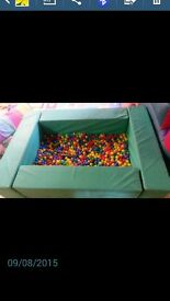 ball pit for sale £180 good condition!