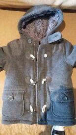Boy's Fleece Coat