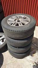 16 Inch VT Calais Alloy Wheels Suit Holden Commodore Bayswater Bayswater Area Preview