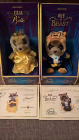 7 Compare the Meerkat Toys - including Beauty and the Beast