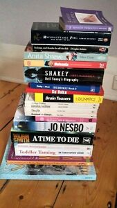 Assorted books - fiction, non-fiction Semaphore South Port Adelaide Area Preview