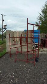 Scaffolding towers for sale ideal for builders and home DIY projects