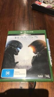 Halo 5: Guardians - Xbox one game In excellent condition  Taylors Lakes Brimbank Area Preview