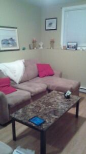 1 Bedroom Basement Apartment For Rent
