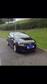 VW Polo Diesel - Black 2011