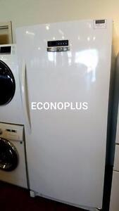 ECONOPLUS LIQUIDATION CONGELATEUR VERTICAL FRIGIDAIRE AU FINI LISSE