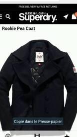 Superdy rookie caban coat