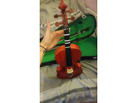 3/4 size violin Stentor