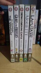 Studio Ghibli DVD's Summer Hill Ashfield Area Preview