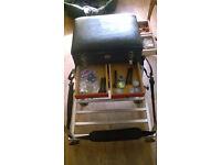 BOSS BTEC SEAT BOX &TROLLY