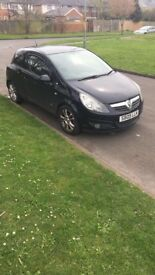 MY Lovely Vauxhall Corsa 1.2l SXI Cheap Insurance