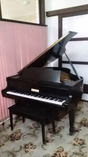 Grand piano Kawai KG-2C Adamstown Heights Newcastle Area Preview