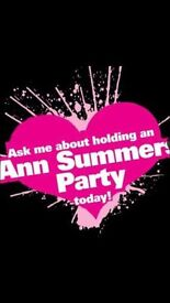 Ann summers party or buy
