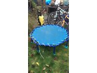 FREE TRAMPOLINE - PLEASE TAKE IT