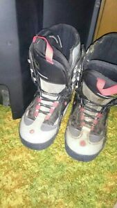 Snowboard Boots - 2 pairs