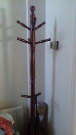 Hanger, coat stand (9 hooks)