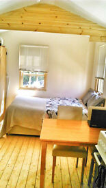 NEW STUDIO IN ALDRINGTON AVENUE WITH HUGE GARDEN