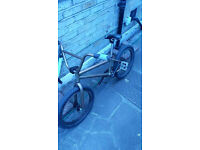 BMX custom made used but working fine. Made for jumps and ramps.