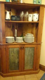 Wooden TV unit Monash Berri Area Preview