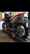Wanted Kawasaki kx500 parts project complete bike,cr500 South Penrith Penrith Area Preview