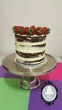 Naked birthday cakes reasonable prices South Hurstville Kogarah Area Preview