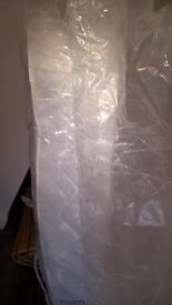 Cooltouch super king size sprung mattress - Brand New - Still in packaging
