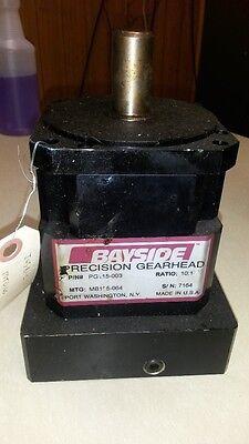 Bayside Pg115-003 Precision Gearhead 101 Ratio