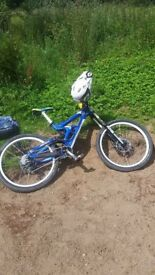 Scott Gambler world cup downhill bike 2012 £450
