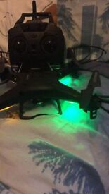 Rc drone with camera on