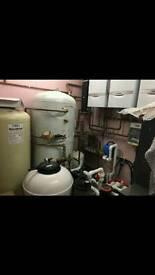 Plumbing and boiler fits and repairs
