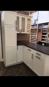 Brand new cupboards