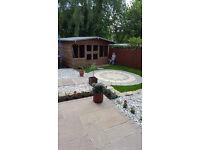Sablik Building Service LTD plastering rendering laying carpets decking paving patio