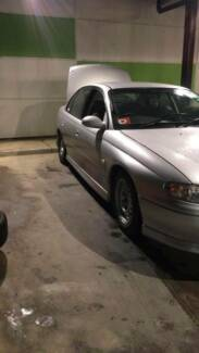 Holden Commodore VX Series 2 spac Factory Manual