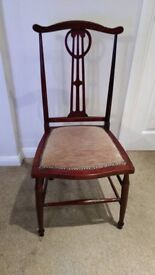 Arts and Crafts Vintage Chair