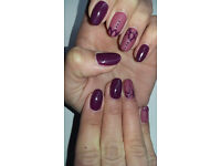 Promotion ! Acrylic/Gel Nail Extensions £20 /Gel Polish Manicure £10
