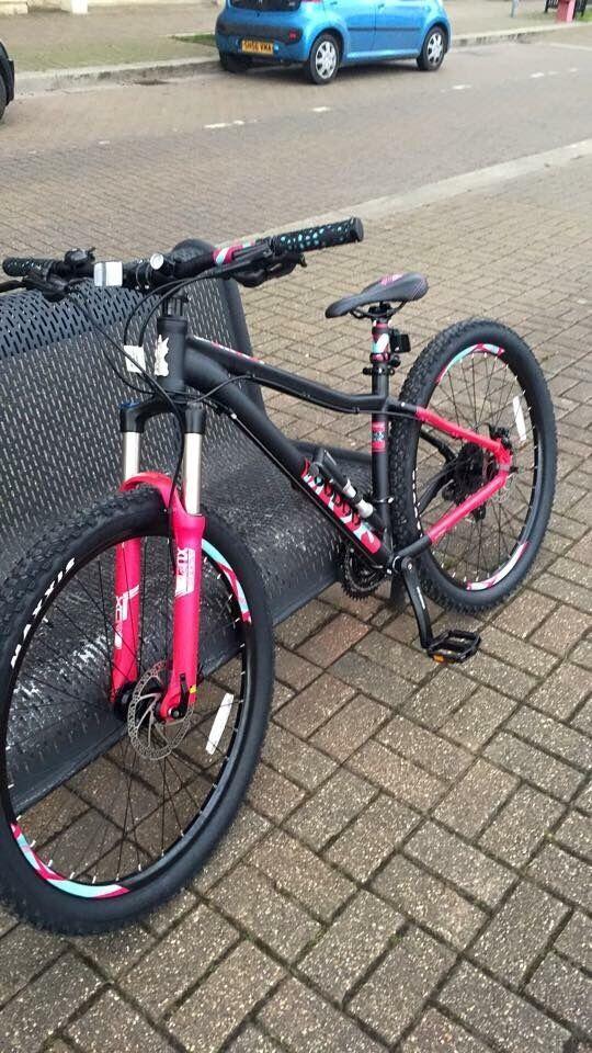 Woman S Voodoo Soukri Mountain Bike 16 Inch In Canada