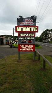 Automotive Workshop South Coast Wandandian Shoalhaven Area Preview