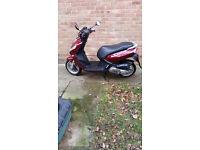 Peugoet Kisbee 50cc Moped