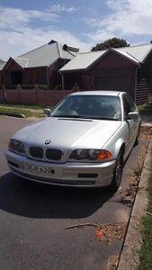 BMW 318i 12 months REGO Hamilton Newcastle Area Preview