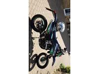 Lexmoto adrenaline 125cc, only 2016 reg