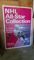 Mid 1990's NHL All Star Gas Station Sign