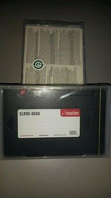 Imation SLR60 Data Cartridge Tape 60GB  NEU / OVP Nr. 51122 41115